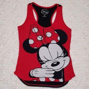 *Disney* Hugs Me Minnie Racerback Shirt